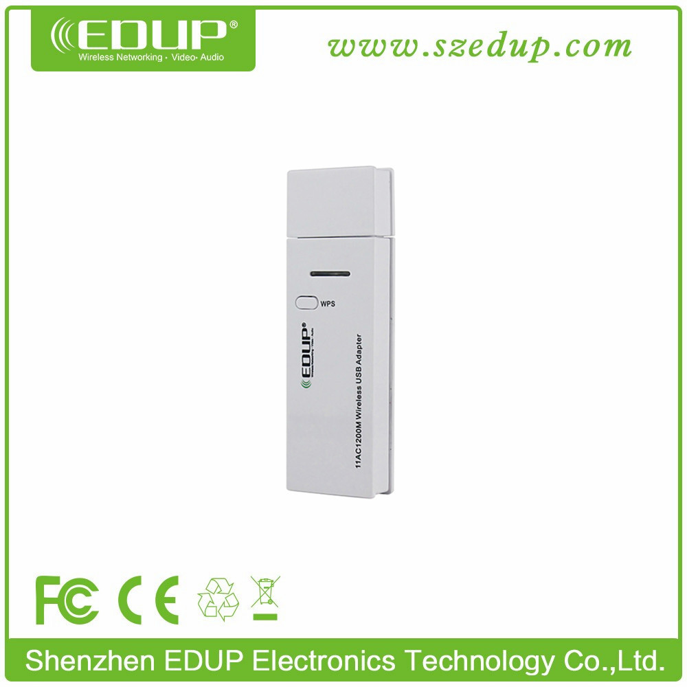 802.11ac 1200Mbps Dual Band 2.4Ghz  5Ghz USB Wifi Adapter Android For Android Tablet 1.jpg