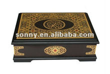 Hot sale home collection quran boxes