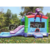Octopus Combo Inflatable Continuous Air Water slide Bouncer