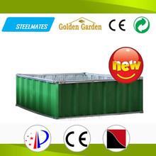 light steel structure mini modular beautiful appearance garden bed