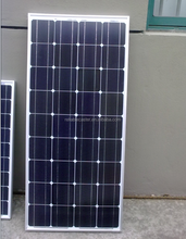 150W 12V Mono solar panel solar module pv panel photovoltaic panel for caravans