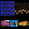 230V Colorful led curtain light, stage curtain light