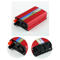 1000W Car DC 12V to AC 220V Power Inverter Adapter with USB