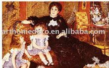 family photos giclee art oil painting