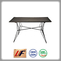 Highest Quality Metal Desk Recycle Full Color Wedding High Table Decor Decoration