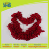 knitted stylish long colorful scarves with cheap price