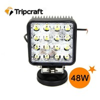 Wholesale!! 10PCS/LOT! 48W LED DRIVING LIGHT For Motorcycle Tractor Boat 4WD Off road Truck SUV ATV
