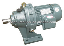Planetary cycloidal pin wheel reducer sumitomo gear reducer electric motor with reduction gear