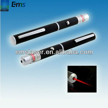 Manufacturer wholesale laser pen red laser pointer with gift box