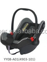 China Ningbo Baby carrier Car Seat with ECE R44/04 certificate