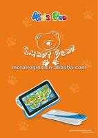 Best Chrismas gift plastic language learning kids toy true manufacturer