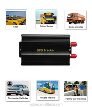 Gps Satellite Tracking tk103 GPS tracker Work With Sms/GPRS location 12month Guarantee