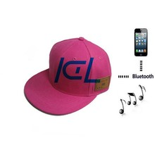 baseball bluetooth hat/sport bluetooth hat/sport hat with headphone