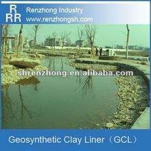 sodium bentonite GCL for Man-made River