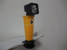 High power led AA battery operated small clamp light