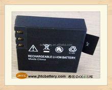 HOT !!! 3.7V 900mAh Rechargeable Li-ion Spare Battery For waterproof sport camera sj4000 nopro camera