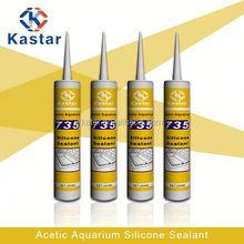 resistant to water aquarium silicone rubber