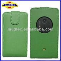 For Nokia Lumia 1020 PU Leather Flip Case for Nokia Lumia 1020-- Laudtec