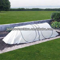 vegetable small greenhouse cover