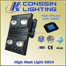 Most new CE Rohs UL SAA IP67 outdoor stadium light led flood light
