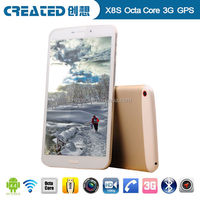 oem 8 inch MTK6592 Octa core 1GB/16GB IPS HD android good voice tablet pc X8S