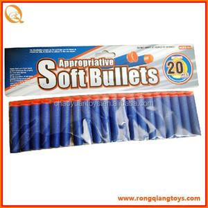 رخيصة الثمن لينة رصاصة بندقية nerf السهام لعبة للأطفال GS02490220