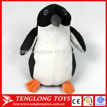 caliente seling de peluche de felpa juguetes de china fabricante de juguetes de peluche pingüino