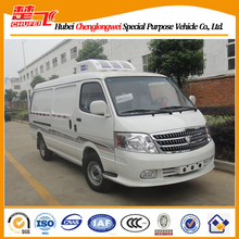 Foton View 4*2 gasoline engine regrigerated van and truck in Dubai
