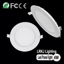 80lm/w Led Downlight 4W Office light 3 Inch Led ceilimg panels