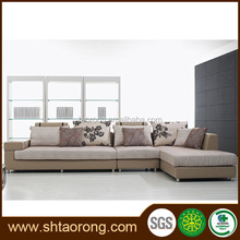 Modern l shape office furniture sectional sofa TRSO-850