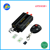 fr alibaba aliexpress TK103B small gps tracking device with Free CD software for 2013 Christmas Market
