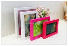 2015 new design hot sale photo frame wooden stick