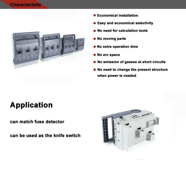 Низкие цены электрический 100amp 3 фазы MCB мини выключатель