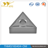Ensure quality indexable cermet iso turning inserts tnmg160404