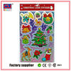 Factory Offer Laser PVC Sticker Laser Cut Vinyl Stickers For Christmas