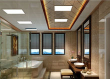 600x600 dimmable sqaure led ceiling light for offices