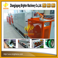 New Model High Speed Double Output Plastic Packing Strap Extrusion Machine Used PET Strapping Band Production Line