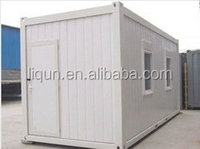 2015 China factory Easy build houses prebuilt Shipping 20ft Container House