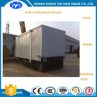 1.5 mkcal, WOOD FIRED thermal oil boiler ,200DUchain grate