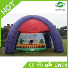 2015 durable and popular advertising tent, inflatable cube tent, cheap wedding marquee party tent for sale