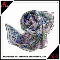 Fashion winter cheap silk shawl pashmina import