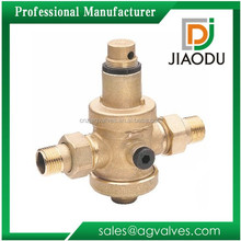 china manufacturer competitive price best sale 3 bar forged dzr brass threaded pressure relief valve for water