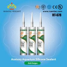 RT678 silicone sealant empty cartridge