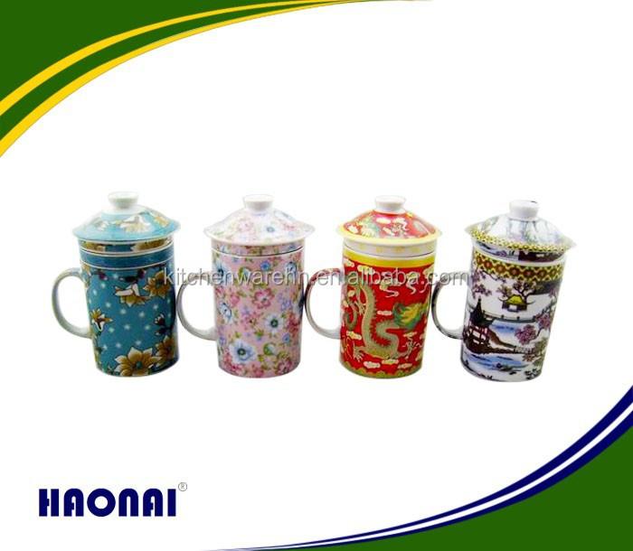 250 ml tasse de th en c ramique set avec infuseur et couvercle tasse id du produit 60222978396. Black Bedroom Furniture Sets. Home Design Ideas