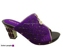MD061 Fashionable design women shoes summer 8 colors