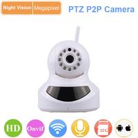 indoor use motion alarm hd mini wifi p2p ip camera