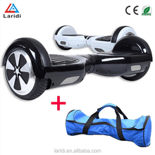 2015 Professional Factory two wheel smart balance electric scooter with import battery
