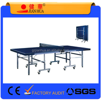 single folding movable Ping Pong Table