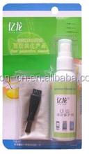 adhesive microfiber/ mobile phone screen cleaner/ Eco-friendly screen cleaner/all nature cleaner kit
