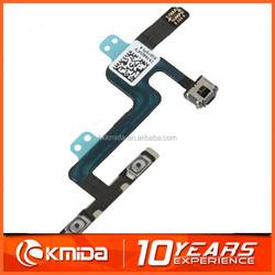 100% Original Brand New Volume flex cable for iPhone 6 plus Volume flex cable